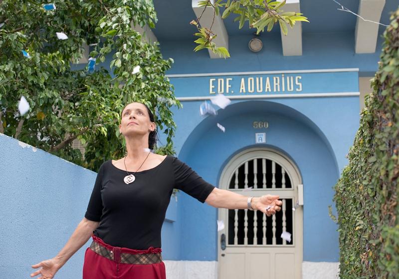 ختامها مسك مع فيلم «أكواريوس»  لكليبير مندونسا فيلو