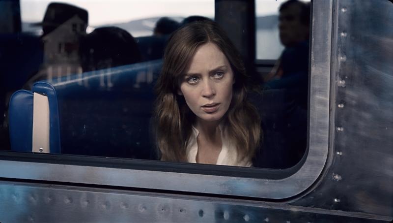 الافتتاح الليلة مع «الفتاة في القطار» لتيت تايلور