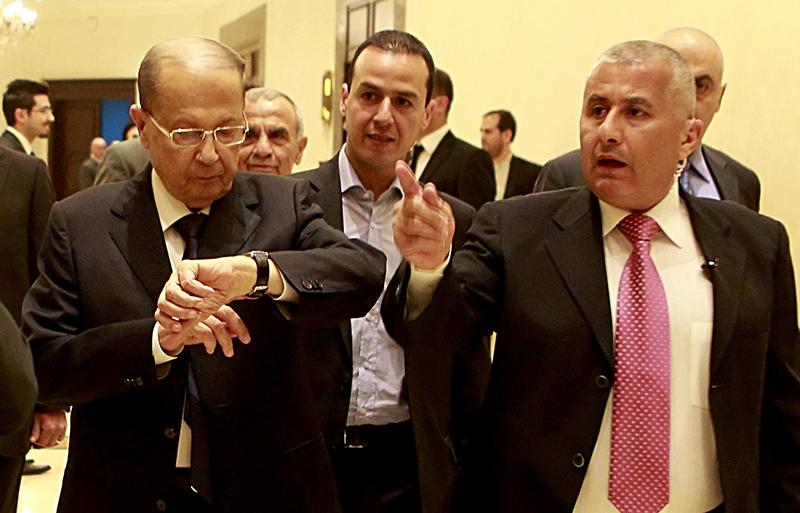 خطاب عون تجاه بري كان أكثر هدوءاً من كلام رئيس المجلس تجاه الجنرال (مروان بوحيدر)