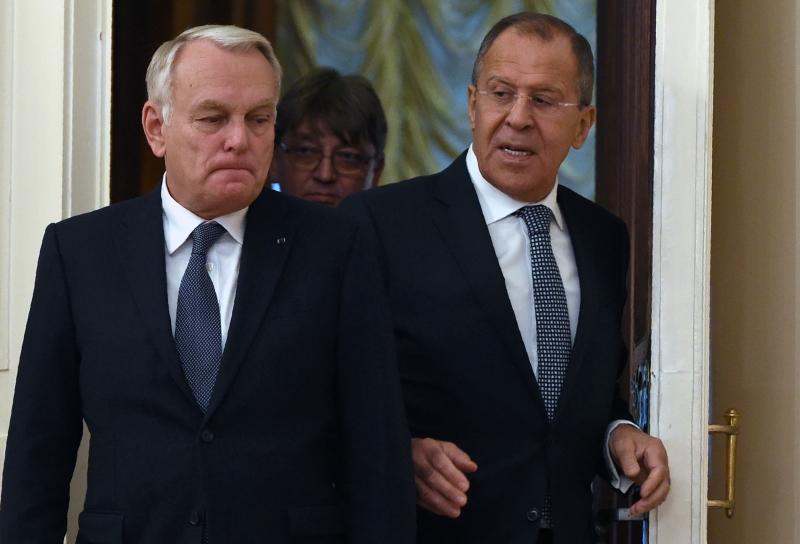 دعت موسكو إلى إدراج «فصل المعتدلين عن الإرهابيين» ضمن مشروع قرار مجلس الأمن (أ ف ب)