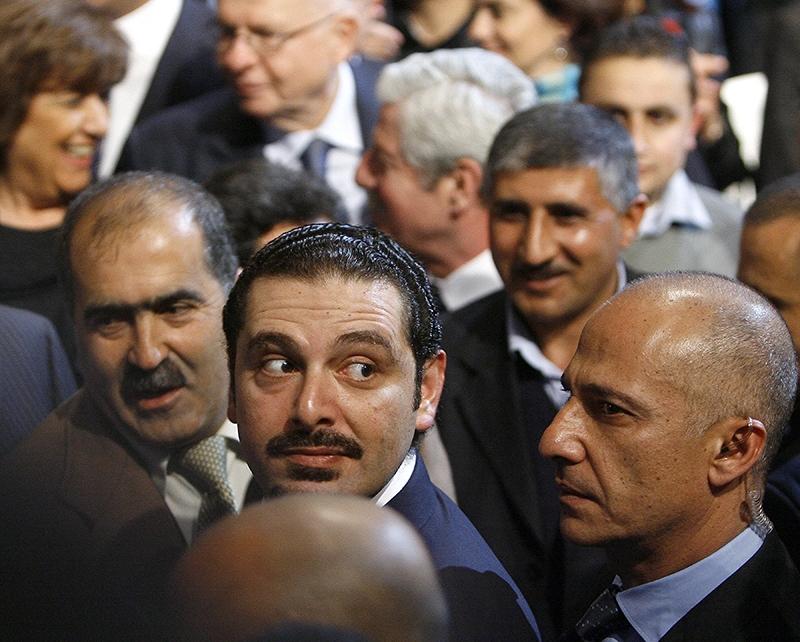 أبلغ الحريري أكثر من طرف أنه حسم قراره بدعم ترشيح عون في حال ساعدته الظروف (مروان طحطح)