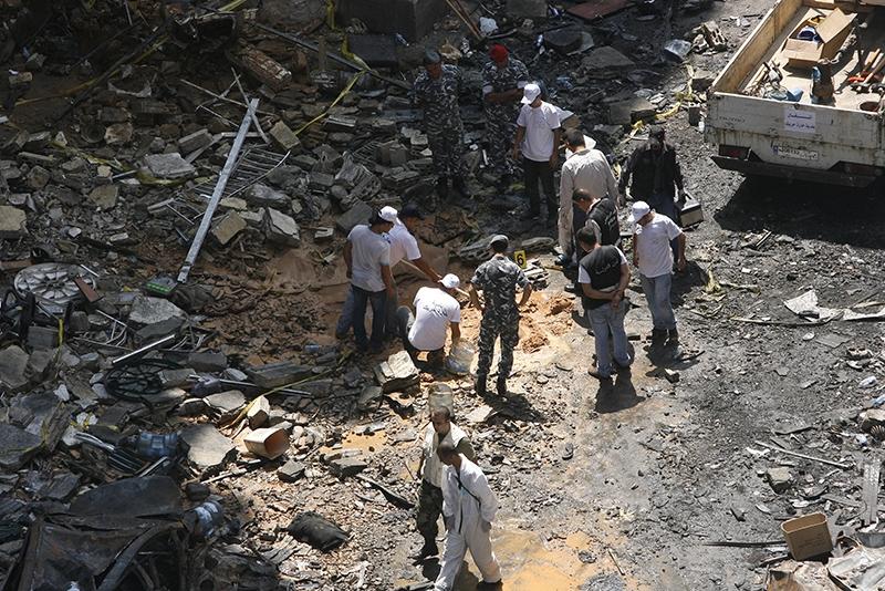 يتكشّف من التحقيقات مع موقوفين أن بصمات سعودية وراء التفجيرات التي ضربت لبنان في السنوات الماضية (مروان طحطح)