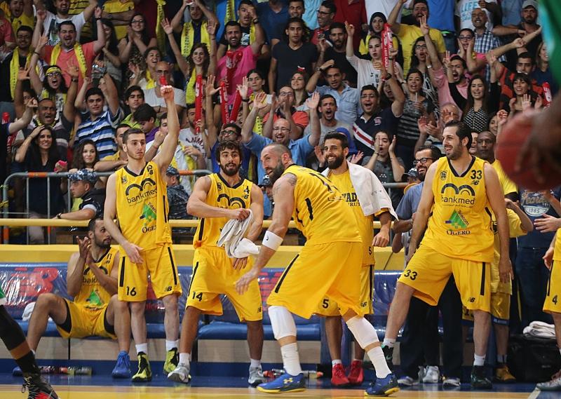 منذ فوز الرياضي باللقب الآسيوي عام 2011 لم تعرف كرة السلة اللبنانية يوماً مجيداً خارجياً (أرشيف)