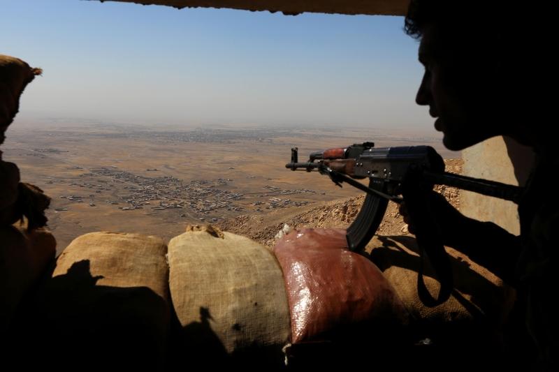 تظهر الموصل كأنها «الجوكر» الأخير الذي بإمكان واشنطن المقامرة به (أ ف ب)
