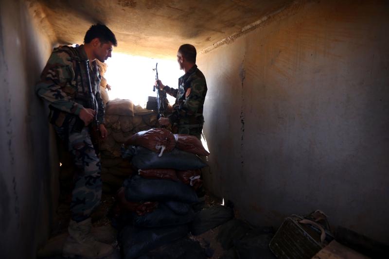 يرتبط ما بعد الموصل برؤية واشنطن لمستقبل الأقلّيّات في غرب العراق وبتقوية نفوذها في الشمال والشرق السوريّين (أ ف ب)