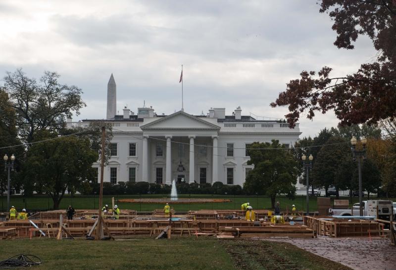 كان البيت الأبيض، على مر الحقب، أشبه بـ«مصحة مجانين