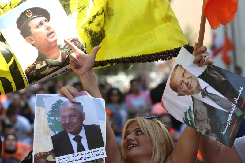 غابت أعلام القوات في الزلقا وحضرت الهتافات لحزب الله وأمينه العام (مروان طحطح)