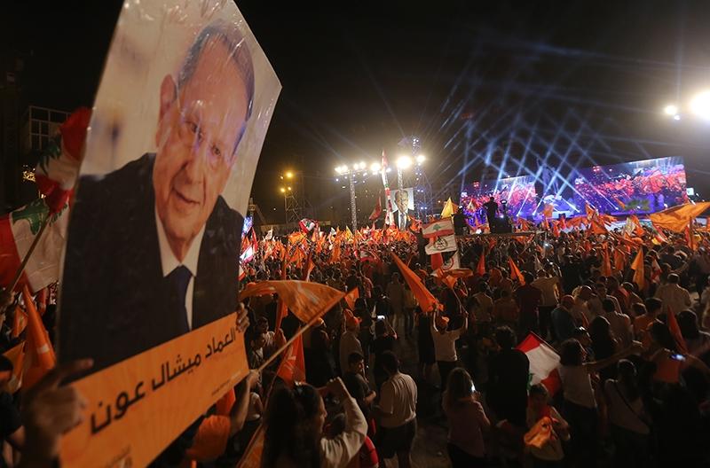يكتسب انتخاب عون أهميّة خاصّة تتعدّى الساحة اللبنانيّة (هيثم الموسوي )