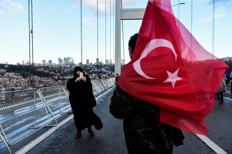 يسعى أردوغان إلى أن تكون تركيا وجهة ترامب الأولى في المنطقة