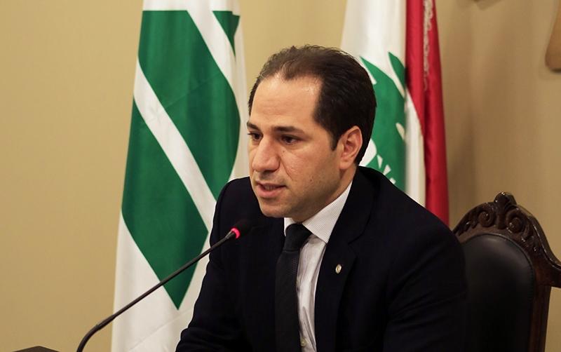 المفاوضات مع الكتائب تجري حول حقائب غير أساسية كالصناعة أو الرياضة أو الشؤون الاجتماعية (مروان بو حيدر)