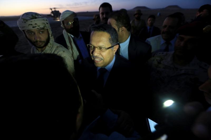 لم يكترث المتفاوضون لحالات الغضب و«الهستيريا» الإعلامية  للجانب اليمني الذي يتخذ من فنادق الرياض مقراً له (الأناضول)