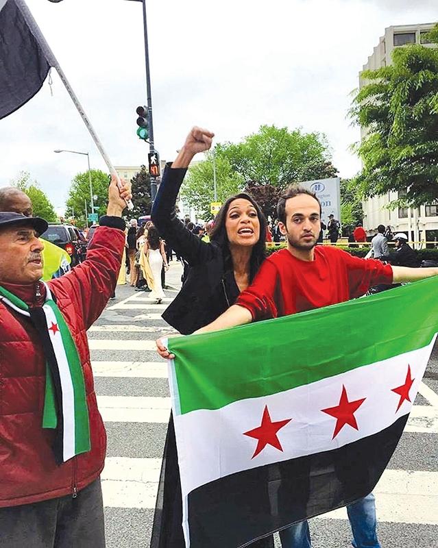 الضغوط لإلغاء الملتقى جاءت من «التجمع من أجل سوريا حرة وديموقراطية»