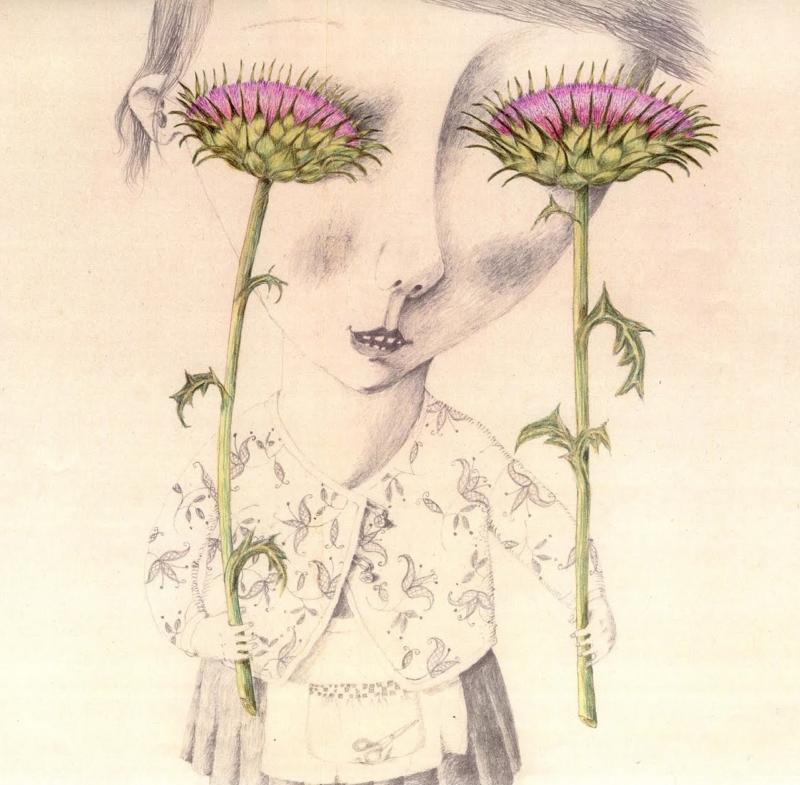 «فتاة وأشواك» ليوهانا كونتسيو