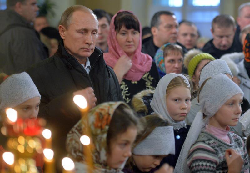 بوتين عن الأزمة الأوكرانية: الأهم مصائر الناس لا الحدود أو أراضي الدولة