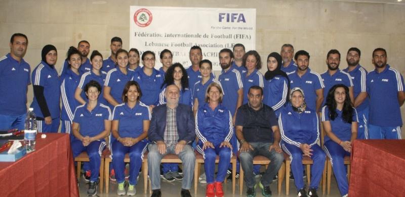 الشحف وموراتشي مع المدربين والمدربات (الأخبار)
