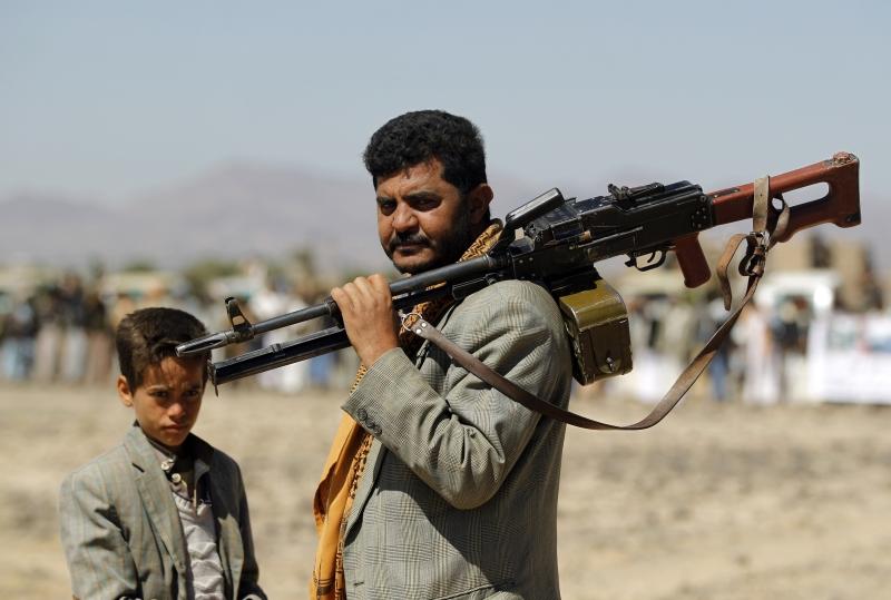 سجل ارتفاعاً ملحوظاً في عمليات قنصٍ ينفذها قناصة يمنيون (أ ف ب)