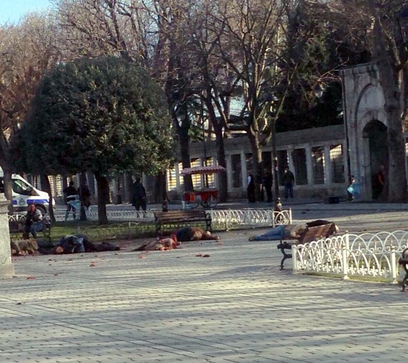 قرطولموش: الانفجار امتداد للحروب بالواسطة الدائرة في سوريا