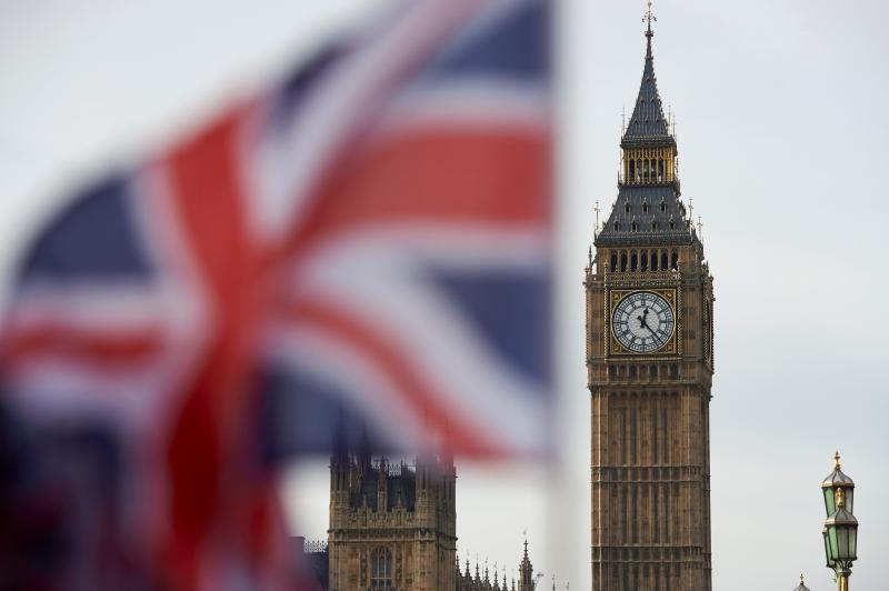 عُدّ قرار المحكمة انتصاراً حاسماً للديموقراطيّة البرلمانيّة في بريطانيا (أ ف ب)