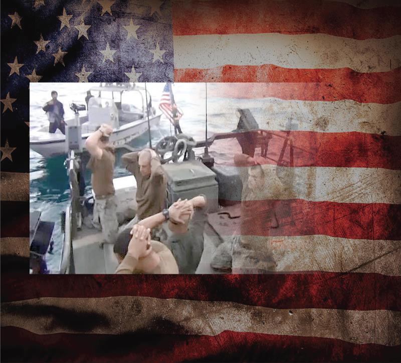 إيران تطلق سراح البحارة الأميركيين بعد ساعات على احتجازهم
