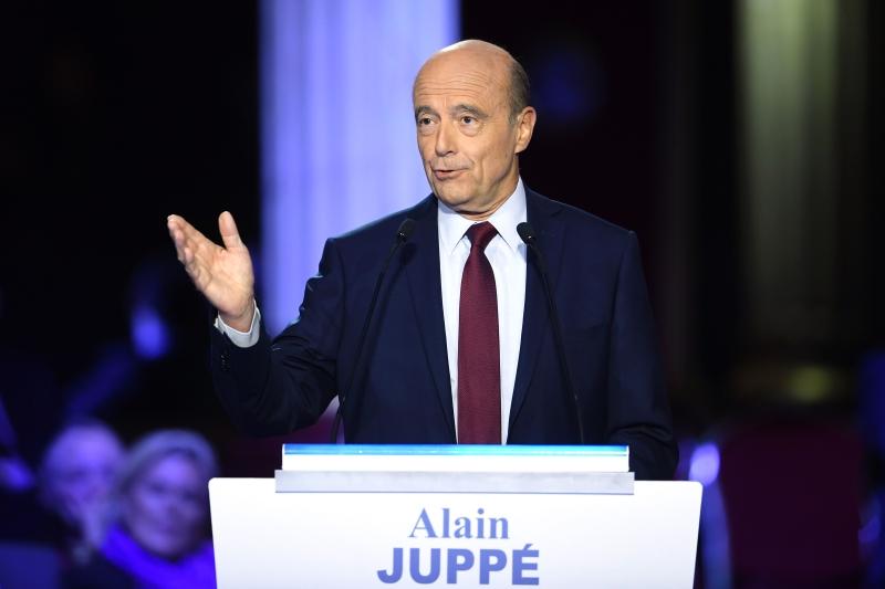 تراجعت نسبة تأييد جوبيه لدى الفرنسيين ذوي الميول اليمينية لأول مرة