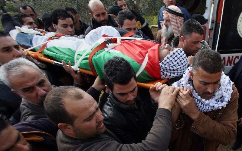 استمرت جنازات تشييع الشهداء في الضفة وغزة وكذلك المواجهات