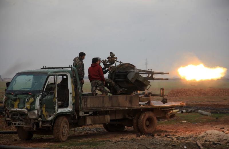 انهيارات الكبيرة في صفوف «داعش» في ريف حلب الشرقي