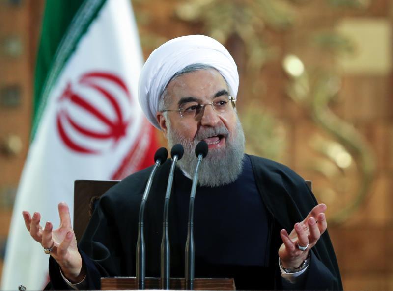 روحاني: السعودية سلكت الطریق الخطأ وآمل عودتها إلی الصواب الذي یخدم مصلحة المنطقة