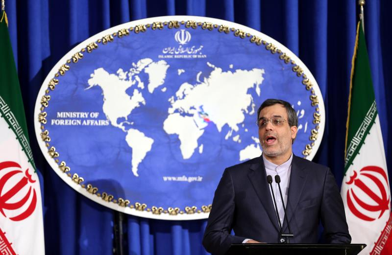 أنصاري: نجاح الجهود رهن بتغيير سياسات السعودية الخاطئة