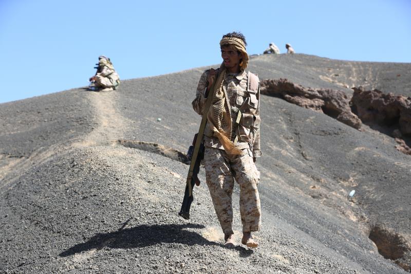 تكمن أهمية السيطرة الاخيرة على مناطق بين مأرب والجوف في أنها تقطع الامداد عن المسلحين