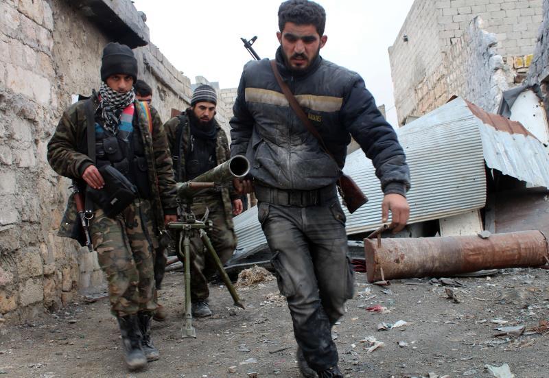 اتّخذت غرفة عمليات «الموك» قرار حرب إلغاء ضد «جماعات القاعدة» في الجنوب السوري (أرشيف)