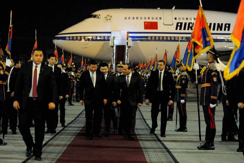 تأمل القاهرة أن تتعزز السياحة الصينية في ظل القطع الروسي والبريطاني