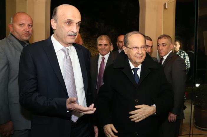 عون وجعجع أكملا الاعتراف المسيحي بالطائف (ألدو ايوب)
