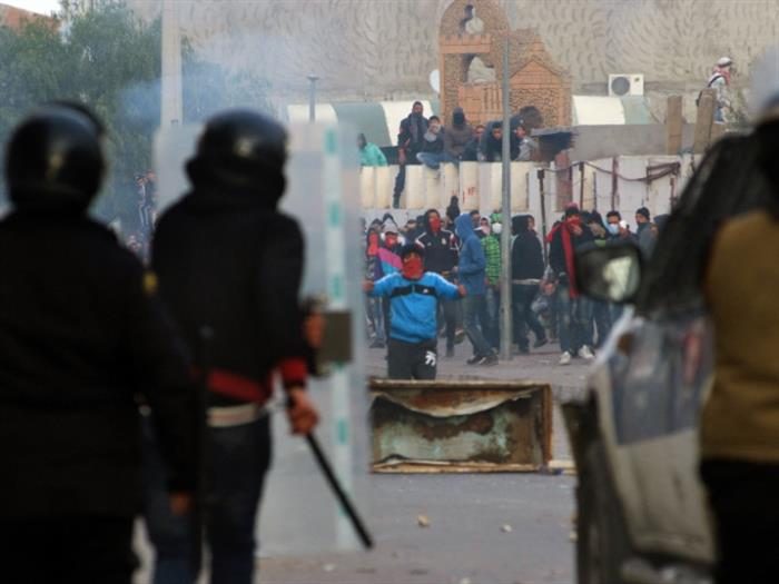تحذيرات من استغلال الإرهاب للاحتجاجات
