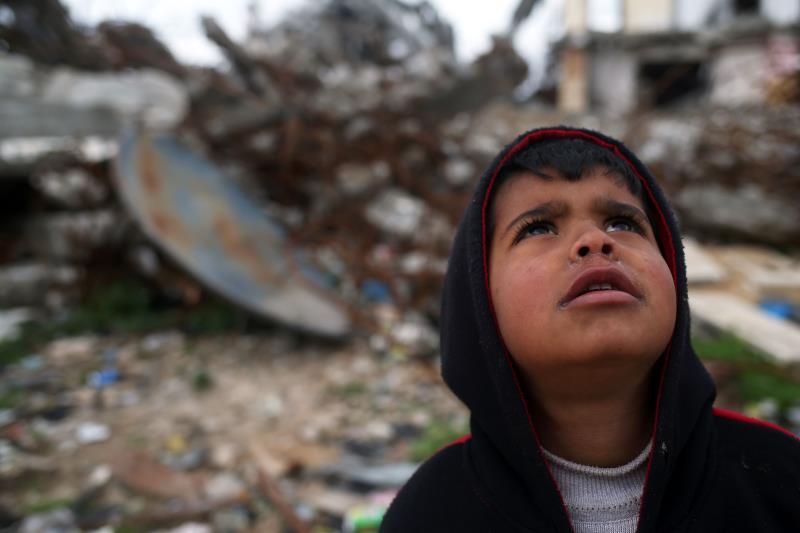 من تخلى عن فلسطين هو الثورة المضادة لفلسطينية والعربية والإسلامية لا الشعوب (أ ف ب)