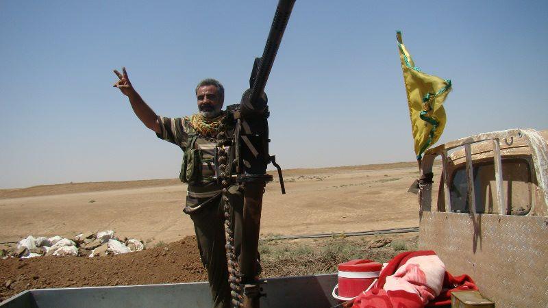 الأكراد متمسكون بالتحالف الوثيق مع الولايات المتحدة