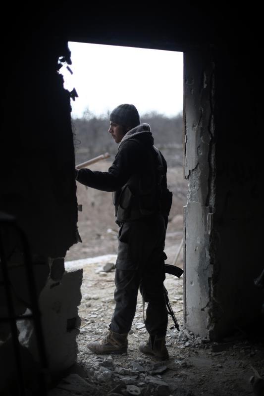 وصف الصراع مع «داعش» بـ«الحرب العالمية»