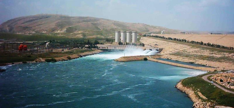 يعدّ سد الموصل أكبر السدود في العراق ورابع أكبر سد في منطقة الشرق الأوسط