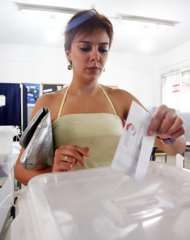 يُنقل عن المر قوله إن عدم توفير الاعتمادات المالية سيؤدي إلى تأجيل الانتخابات