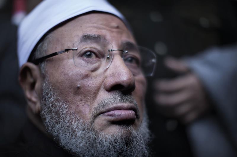 أعادت «الشرق الأوسط» نقل كلاما صدر عن القرضاوي عام 2013