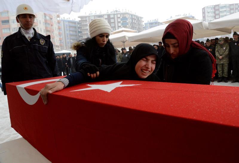 قوات الأمن التركية أيضاً تدفع ثمن مغامرات أنقرة