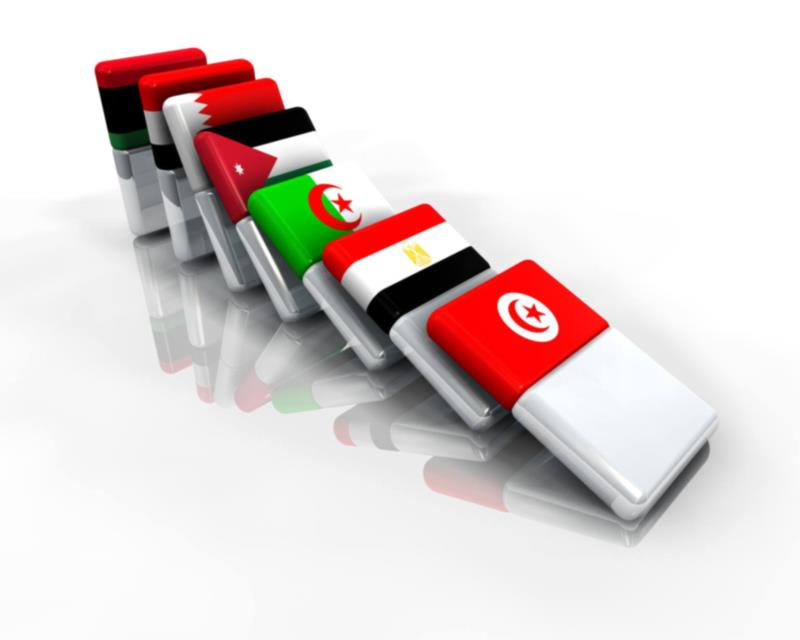 أدى التراجع في اسعار النفط الى التقليل من ارباح الدول المصدرة للنفط في منطقة الشرق الاوسط وشمال افريقيا بنحو 360 مليار دولار