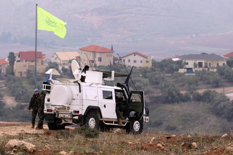التأهب الاسرائيلي متواصل على طول الحدود الفلسطينية الشمالية