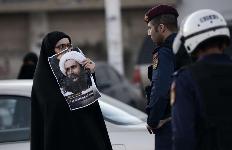 شدد روحاني على أن السعودية لا يمكنها الرد على الانتقادات بقطع الرؤوس