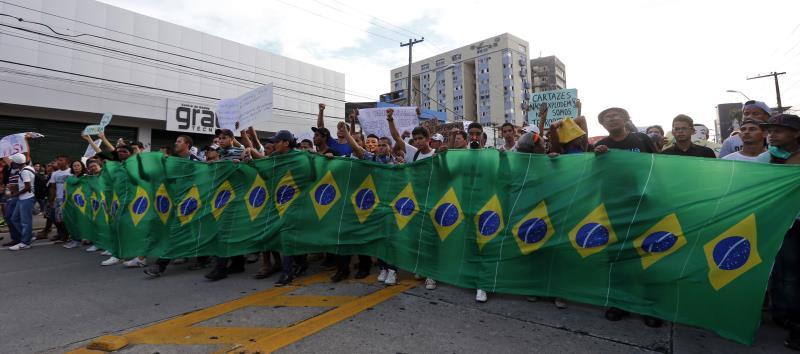 انكماش الاقتصاد البرازيلي يعد أسوأ حالة ركود اقتصادي تشهدها البلاد منذ عام 1901