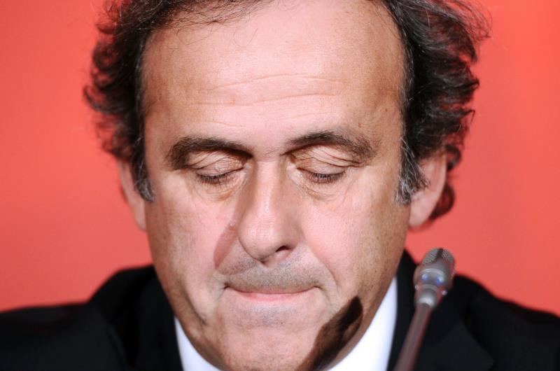 الفرنسي ميشال بلاتيني (ليونيل بونفينتور ــ أ ف ب)