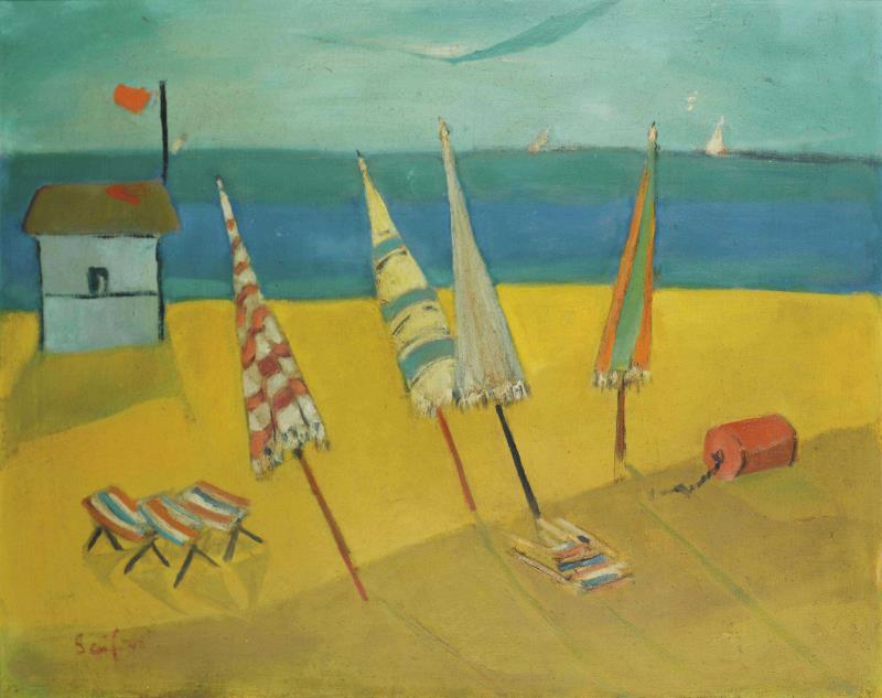 «نهاية الصيف» للمصري سيف وانلي (1946)