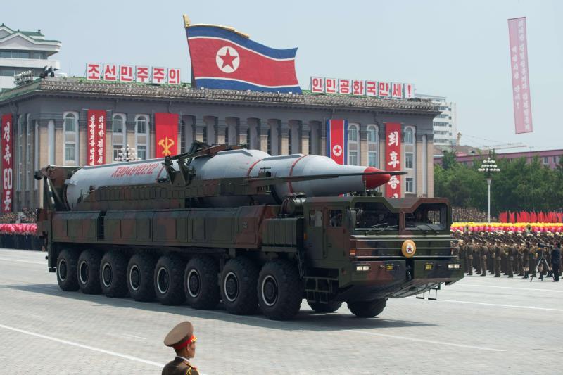 فاجأت بيونغ يانغ دول العالم بتجربتها النووية الرابعة منذ 2006