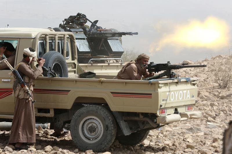 لم يسجل حتى ليل أمس مقتل أي مسلح يمني في ضربة المعسكر