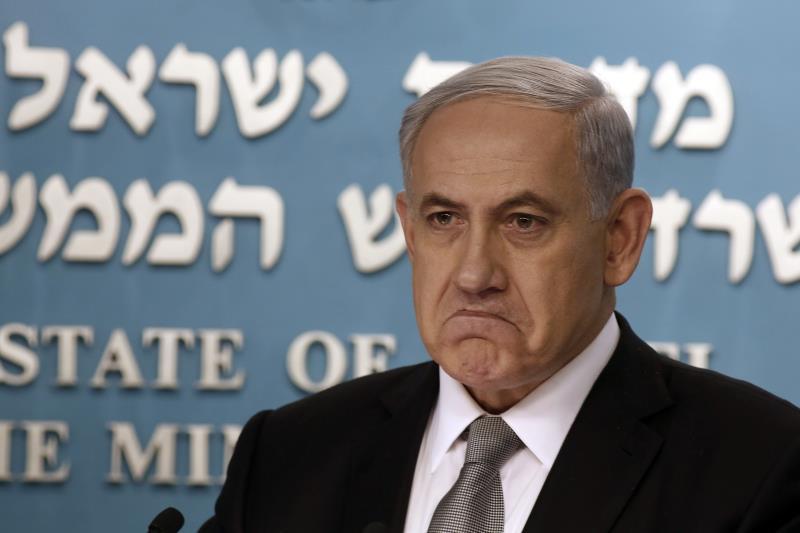 برر نتنياهو رفضه للمبادرة الفرنسية بالقول إنها «تحفّز الفلسطينيين على عدم قبول أي تسوية في المفاوضات»