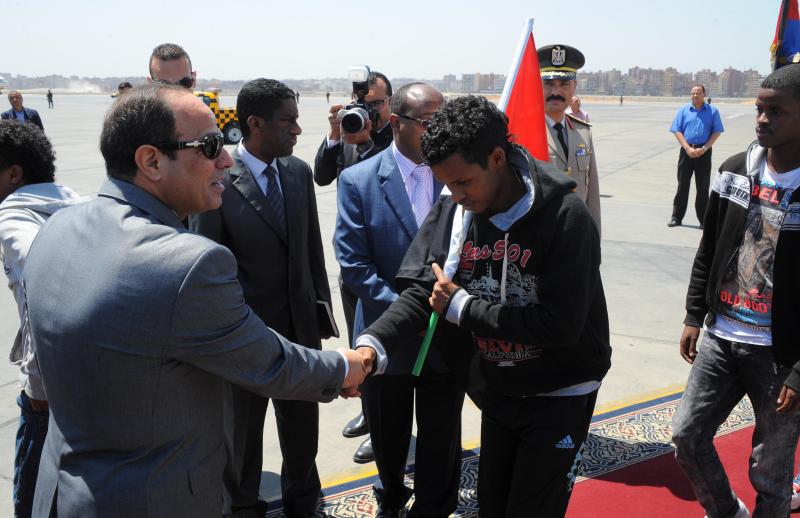 التقارب السياسي بين الجانبين جاء في ظل رغبة مصرية بإعادة علاقات التعاون مع تل أبيب (الأخبار)
